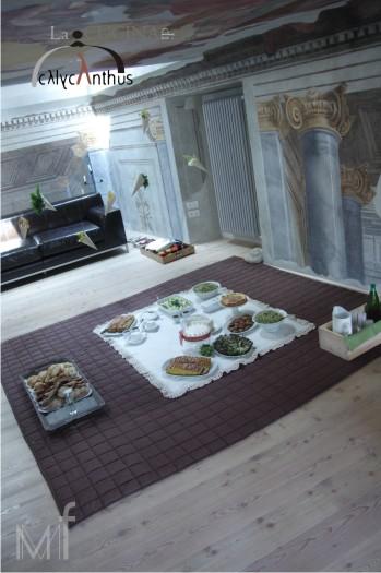 Pic nic calycanto in un interno la cucina di calycanthus - La cucina di giuditta ...