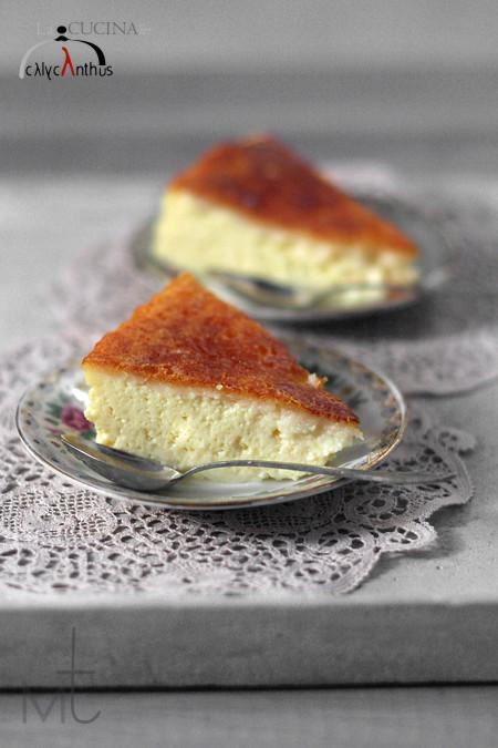 Tarta de queso del convento la cucina di calycanthus - Porcherie a letto ...