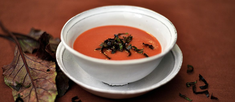 zuppa remolacha