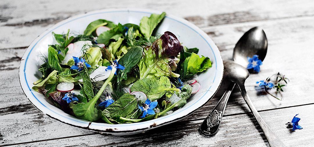 L'insalata persiana di Diana Henry