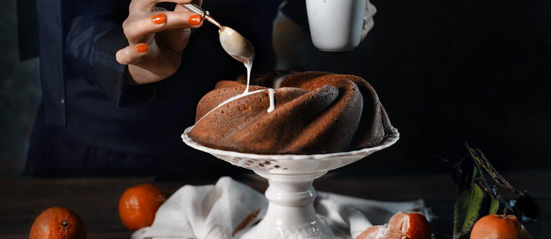 la torta al mandarino di Martha