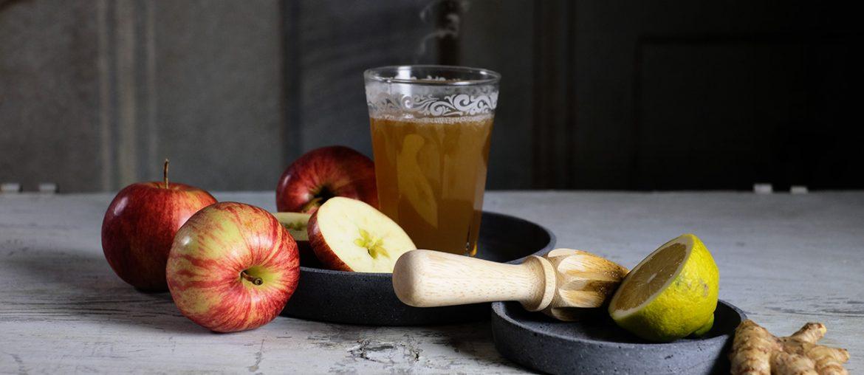 Brulè di mele