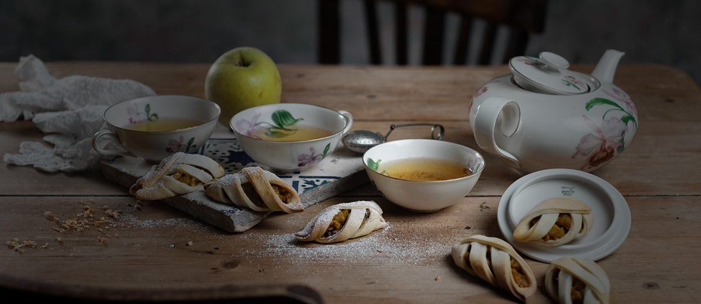 Biscotti turchi alle mele